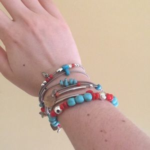 Jewelry - Set of Cute Bracelets